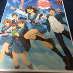 「涼宮ハルヒの憂鬱」第一期シリーズBD-BOX購入
