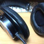 SONY MDR-CD900STのケーブル交換